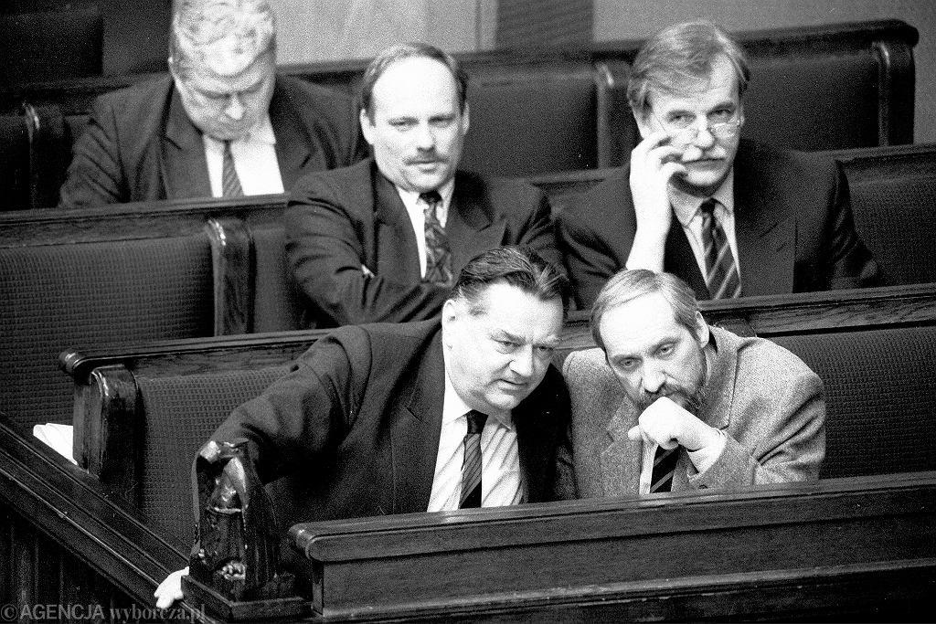Jan Olszewski nie żyje. Miał 88 lat