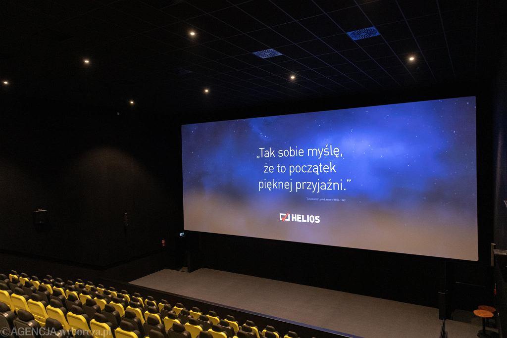 Kino Helios w galerii handlowej Gondola w Legionowie