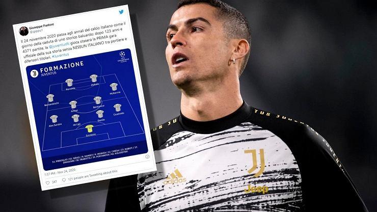 Historia dzieje się na naszych oczach. Pierwszy taki mecz Juventusu od 123 lat