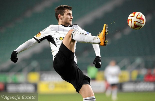 Łukasz Broź: Chciałbym Torino albo Aalborg