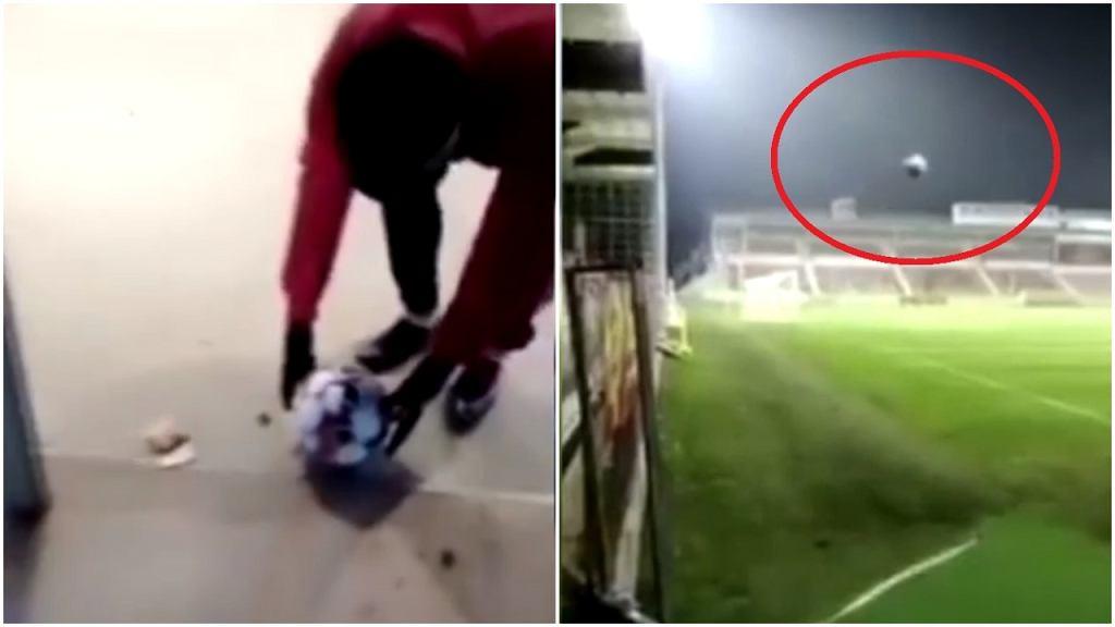 Niesamowity gol Budescu
