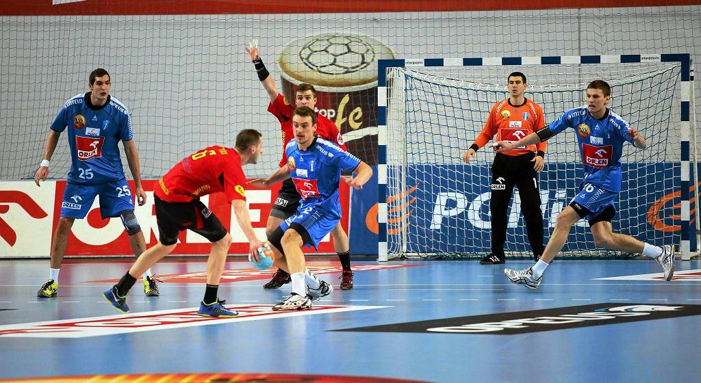 PGNiG Superliga. Orlen Wisła Płock - Piotrkowianin Piotrków Trybunalski 40:30