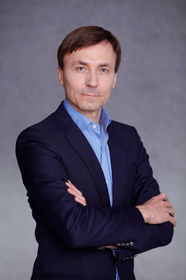 Dyrektor generalny i prezes zarządu PepsiCo Polska Michał Jaszczyk