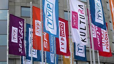 Flagi TVP - zdjęcie ilsutracyjne