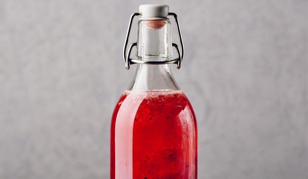 sok z czerwonej porzeczki