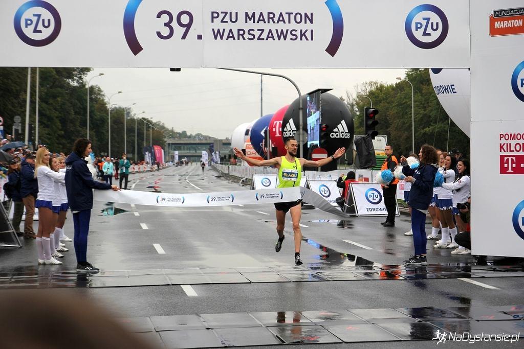 39. PZU Maraton Warszawski