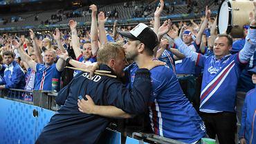 Islandczycy dziękują kibicom