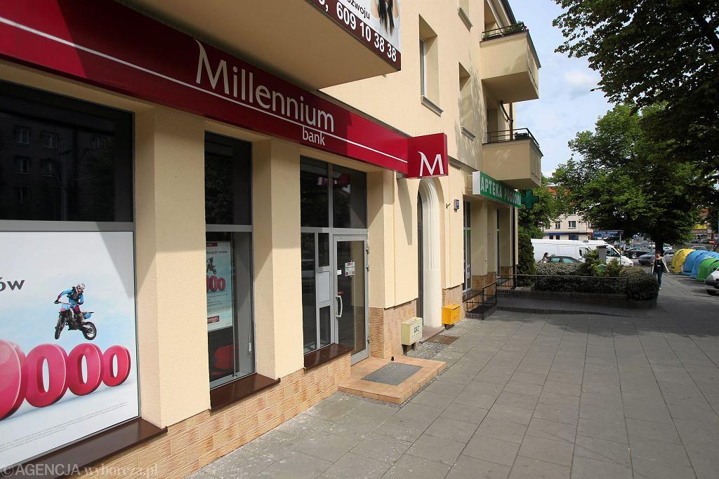 Millenium Bank (zdjęcie ilustracyjne)