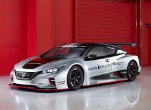 Wyścigowy Nissan LEAF NISMO RC atrakcją na Poznań Motor Show 2019
