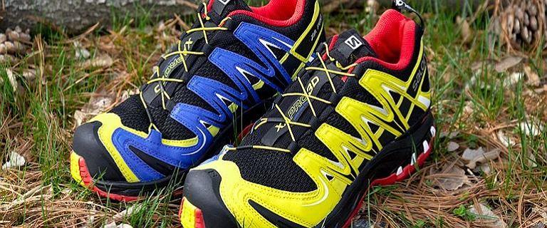 Lekkie buty outdoorowe marki Salomon idealne na wiosenne wycieczki