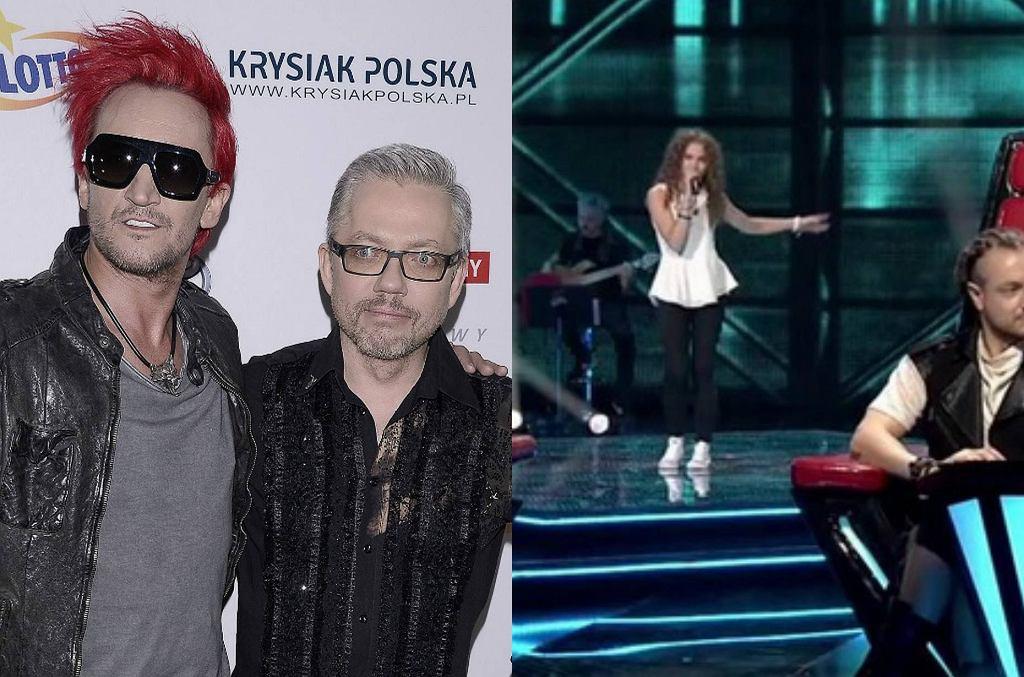 Ich Troje i Agata Buczkowska