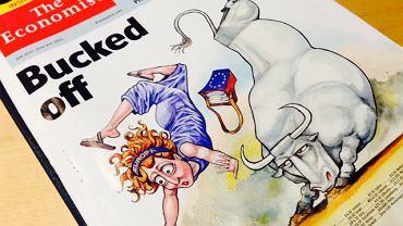 Okładka 'The Economist'