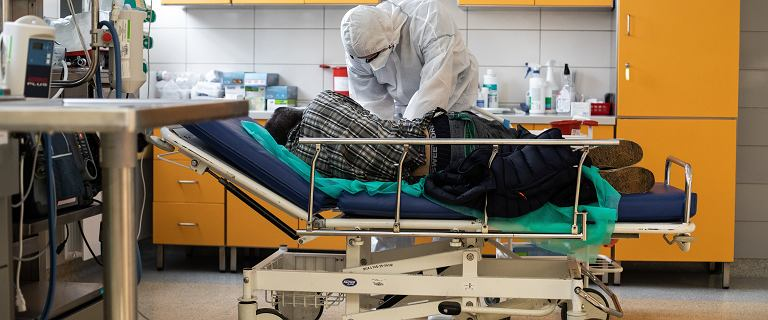 Pacjent z Choszczna miał 10 promili alkoholu we krwi. Śmiertelne jest 5