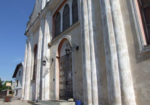 Sejny - Biała Synagoga / fot. flickr.com Emmanuel Dyan