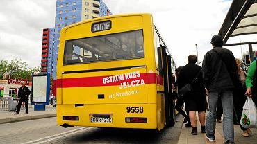 Będzie nowy przystanek autobusowy i nowa linia. Zdjęcie ilustracyjne.