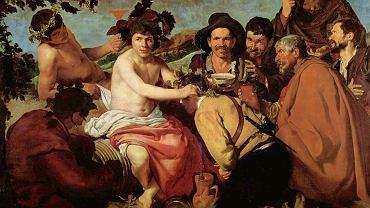Triumf Bachusa, autorstwa Diega Valazqueza. Zdjęcie ilustracyjne, pixabay.com