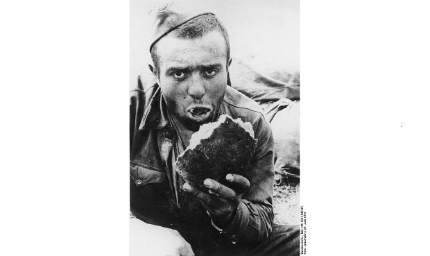 Żołnierz Armii Czerwonej, 23 czerwca 1941 r.