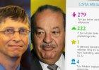 Oto nowa lista wszystkich miliarderów świata. Rosja musiała ustąpić miejsca