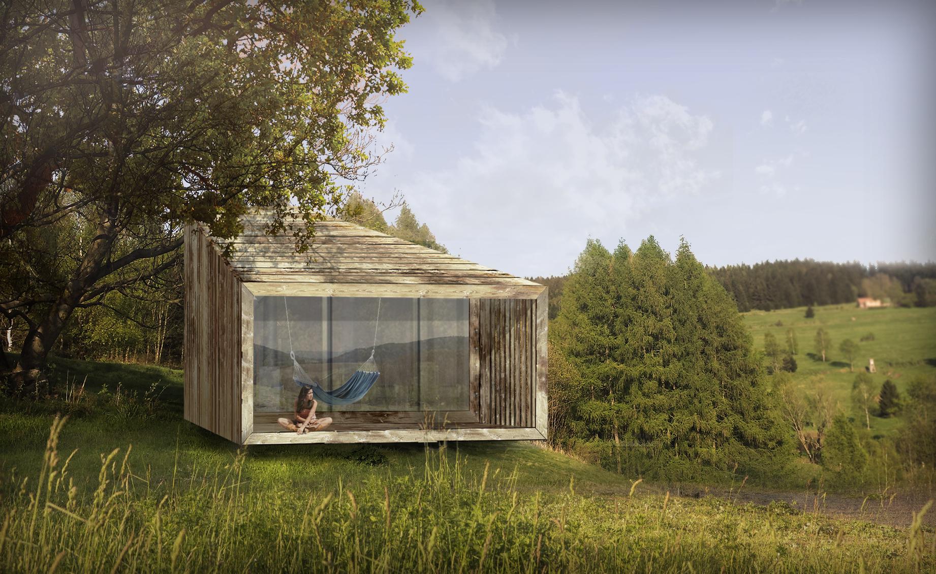 Tak będzie wyglądał gotowy dom (fot. materiały prasowe)