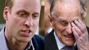 Książę William, książę Filip