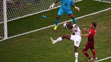 John Boye strzela samobója w meczu z Portugalią