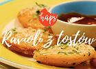 Ravioli z tostów
