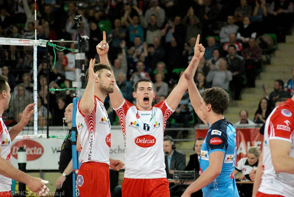 Delecta Bydgoszcz vs Asseco Resovia 3:2 (mecz nr 1)