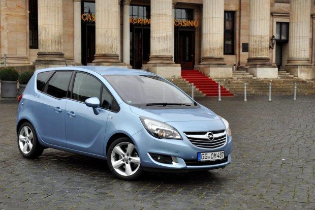 Opel Meriva 1.6 CDTI