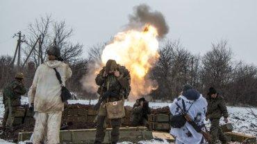 Separatyści ostrzeliwują pozycje ukraińskie w okolicach Debalcewa