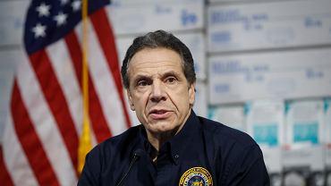 Gubernator Nowego Jorku Andrew Cuomo