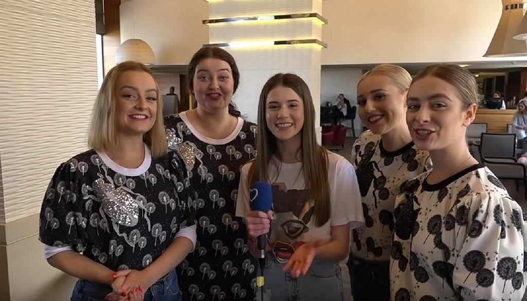 TEL AVIV TODAY - 13 MAY 2019 - Dress rehearsals begin and Tulia meet Roksana Węgiel