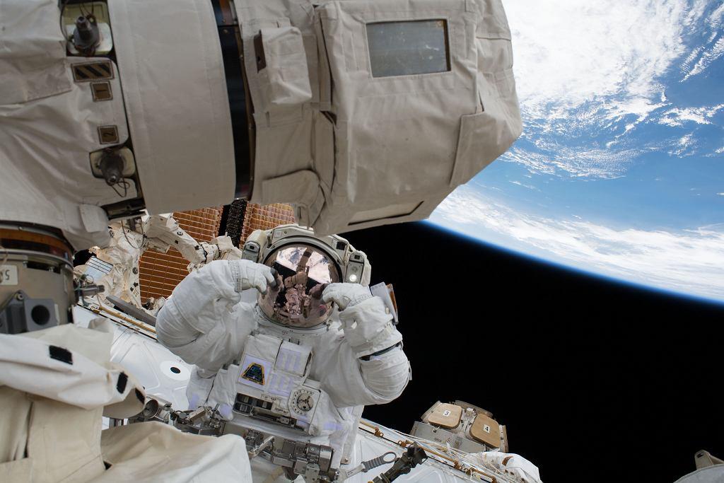 Do NASA zgłosiło się 12 tys. kandydatów na astronautę