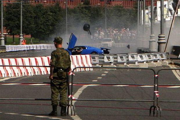 Moskwa - Bugatti EB 110