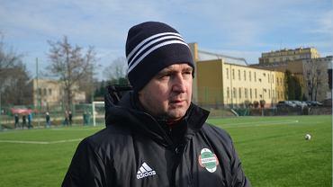 Trener - Jacek Magnuszewski