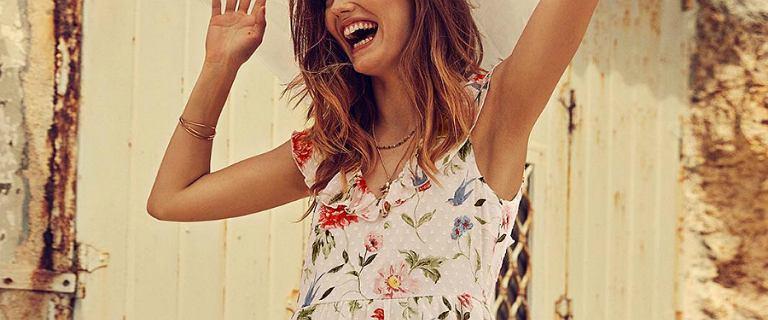 Vila na wiosnę: wybieramy najładniejsze sukienki i bluzki. Promocyjne ceny!