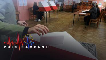 Wybory do Parlamentu Europejskiego 2019. Zdjęcie ilustracyjne