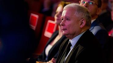 Jarosław Kaczyński i Mateusz Morawiecki