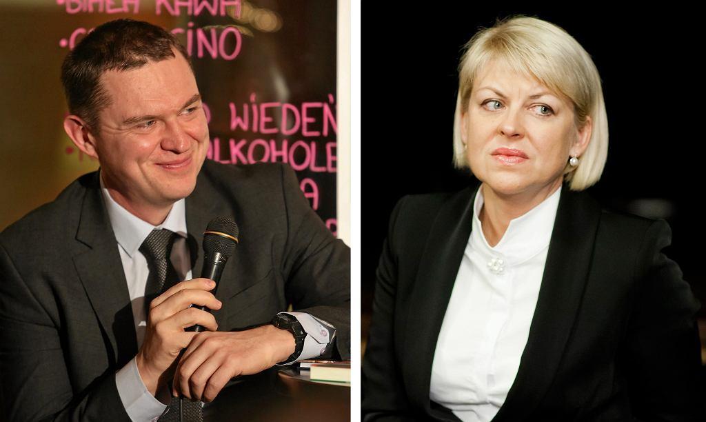 Andrzej Poczobut, Andżelika Borys
