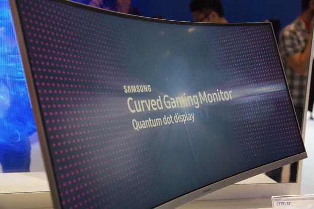 Monitor Samsung CF791