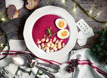 Litewski jasznik z fasolą i jajkami - ugotuj