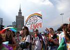 Parada Równości w Warszawie. Czy nie może być tak zawsze?