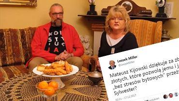 Leszek Miller o zbiórce na Kijowskiego