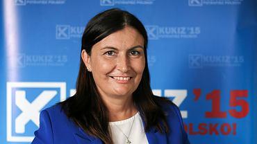 Wybory samorządowe. Jolanta Gajęcka (Kukiz'15) przedstawiła liderów list do Rady Miasta Krakowa