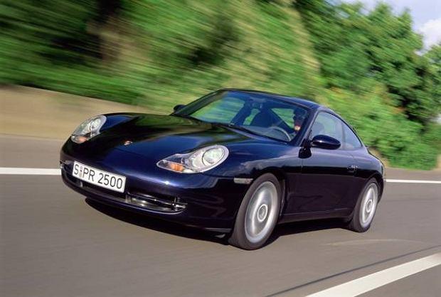 Porsche 996 (fot. Porsche)