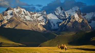 Azja Środkowa, Kirgistan / Shutterstock