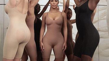 Kim Kardashian stworzyła kolekcję bielizny wyszczuplającej. ' Od XXS do 4XL'