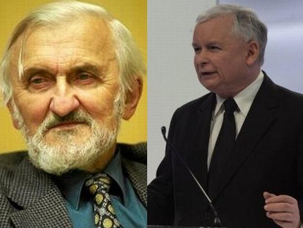 Waldemar Kuczyński krytykuje Jarosława Kaczyńskiego