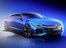 Volkswagen zapowiada nowego Arteona. Także w wersji Shooting Brake
