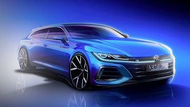 Zapowiedź nowego VW Arteona 2020