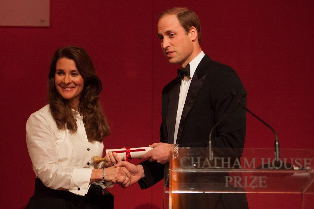 Melinda Gates, Chatham House Prize 2014 (CC BY 2.0)